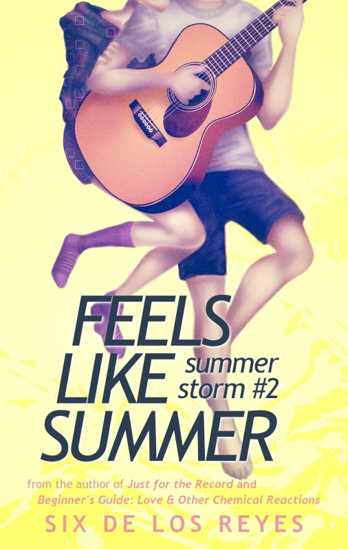 feels like summer cover only
